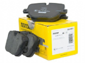 LR025739 2508501 Textar Premium Rear Brake pad Set